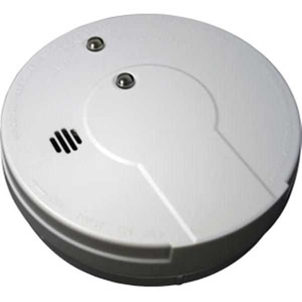Battery Powered Ionization Smoke Alarm w/ Smart Hush®