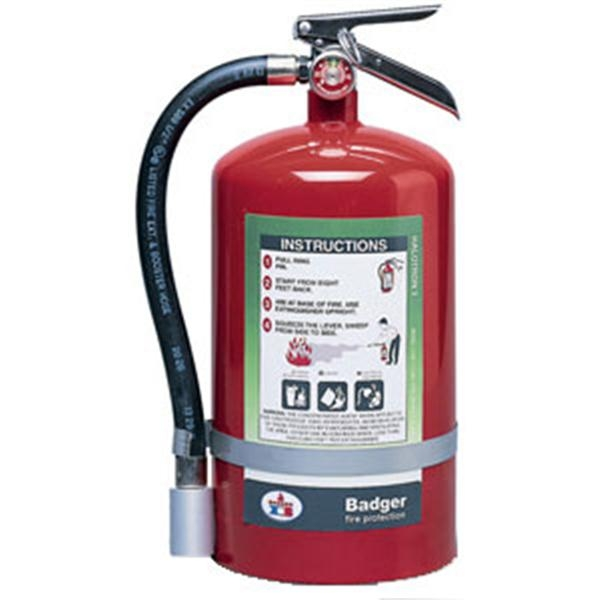 Badger™ Extra 15 1/2 lb Halotron® I Fire Extinguisher w/ Wall Hook