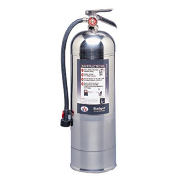 Badger™ Extra 2 1/2 gal Wet Chemical Fire Extinguisher w/ Wall Hook