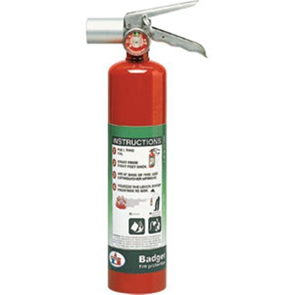 Badger™ Extra 2 1/2 lb Halotron® I Fire Extinguisher w/ Vehicle Bracket