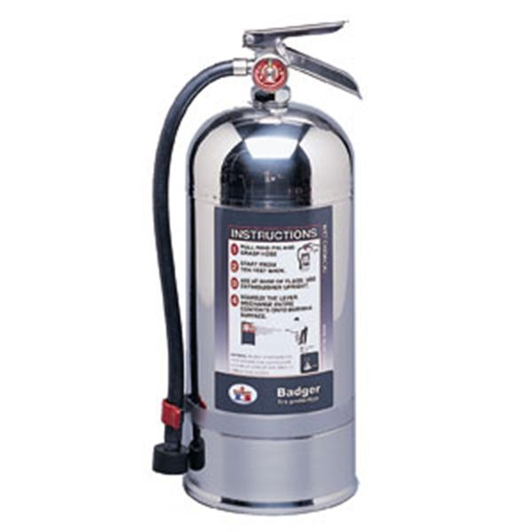 Badger™ Extra 6lit Wet Chemical Fire Extinguisher w/ Wall Hook