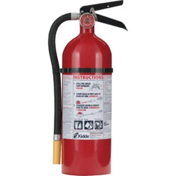 Kidde Pro Line 5 lb ABC Fire Extinguisher w/ Vehicle Bracket