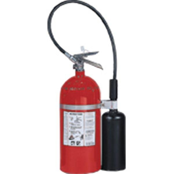 Kidde Pro 10 lb CO2 Extinguisher w/ Wall Hook