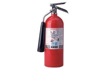 Kidde Pro 15 lb CO2 Extinguisher w/ Wall Hook