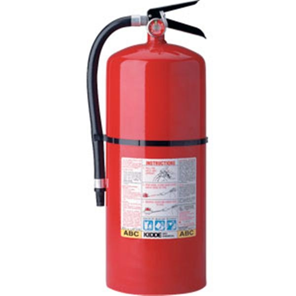 Kidde Pro Line 20 lb ABC Fire Extinguisher w/ Wall Hook