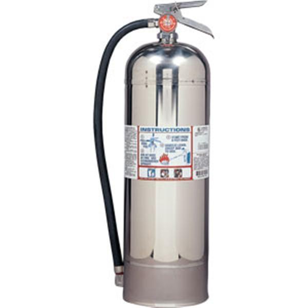 Kidde ProPlus 2 1/2 gal Water Fire Extinguisher w/ Wall Hook