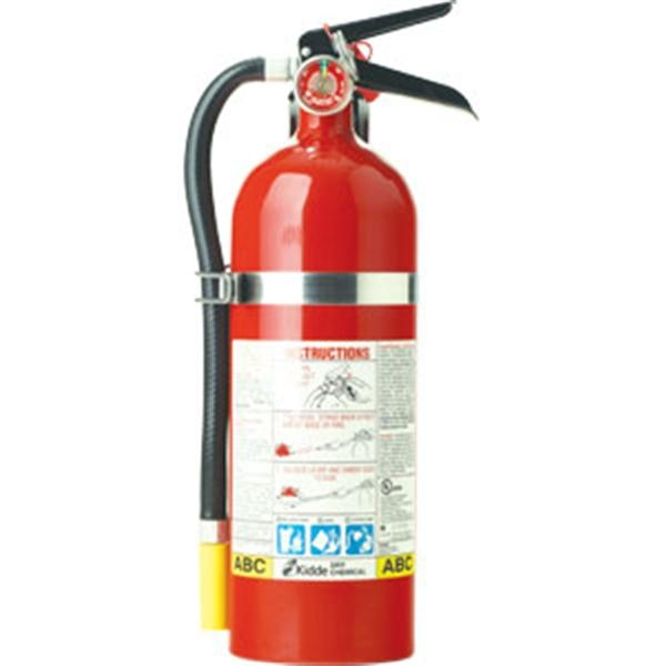 Kidde Automotive 5 lb ABC Fire Extinguisher w/ Steel Strap Bracket