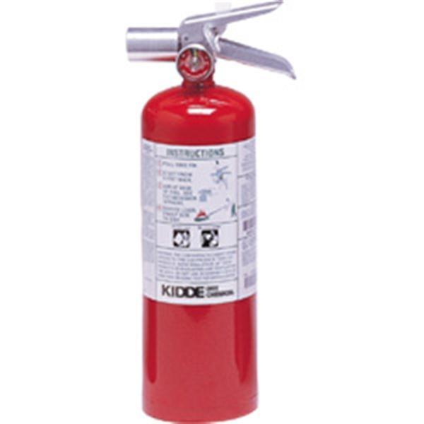 Kidde ProPlus 5 lb Halotron I™ Fire Extinguisher w/ Wall Hook