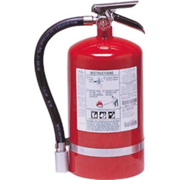 Kidde ProPlus 11 lb Halotron I™ Fire Extinguisher w/ Wall Hook