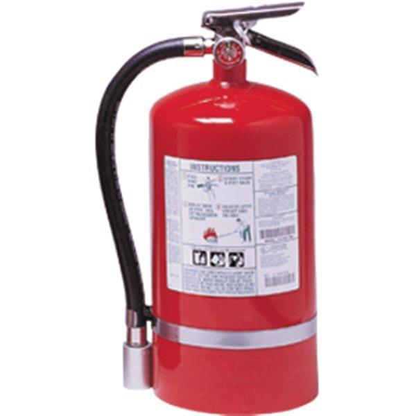 Kidde ProPlus 15 1/2 lb Halotron I™ Fire Extinguisher w/ Wall Hook