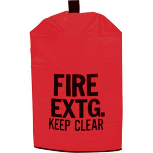 Heavy-Duty Fire Extinguisher Covers