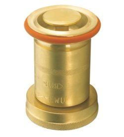 "1 1/2"" Brass All-Fog Nozzle (NST)"