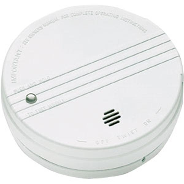 Battery Powered Photoelectric Smoke Alarm