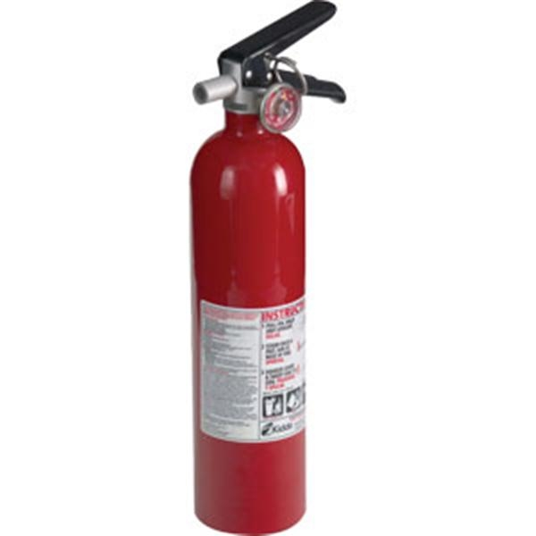 Kidde Consumer 2 1/2 lb ABC Fire Extinguisher w/ Wall Hook