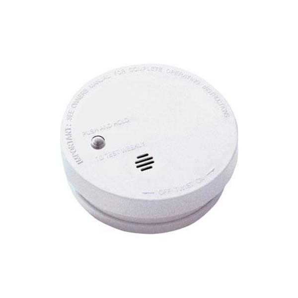 "Fire Sentry Battery Operated 4"" Basic Smoke Alarm"