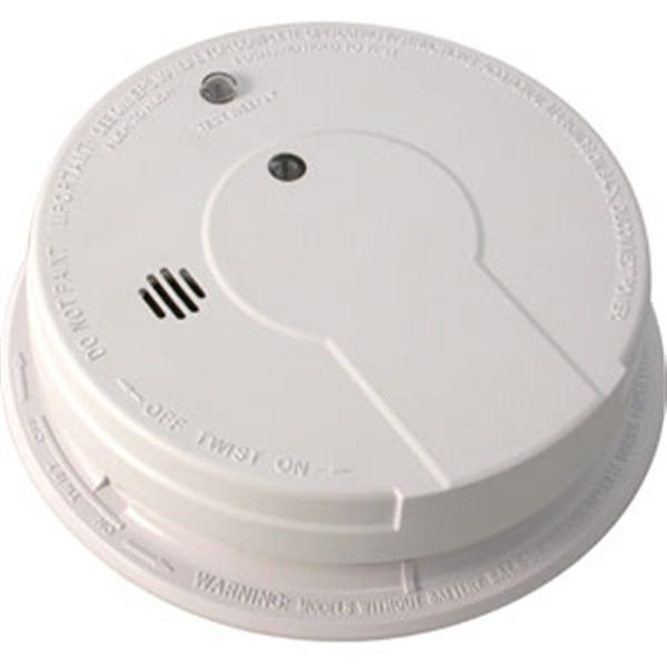 AC Ionization Smoke Alarm (Interconnectable)