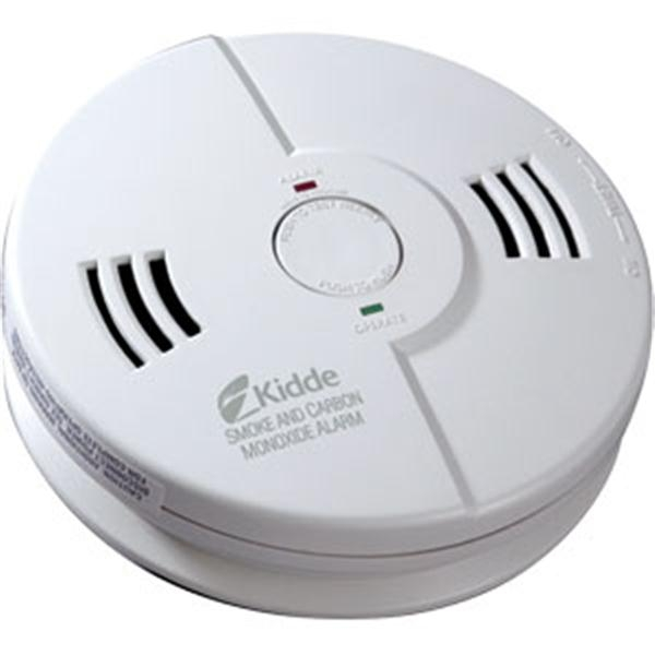 CO/Smoke Combo Alarm w/ Battery Backup