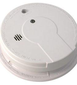 AC/DC Ionization Smoke Alarm (Interconnectable)