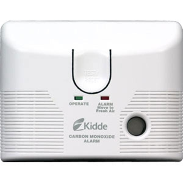 Plug-In CO Alarm w/ Battery Backup,7-Year Model (6 Pack)