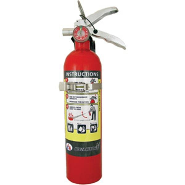 Badger™ Advantage™ 2 1/2 lb ABC Fire Extinguisher w/ Vehicle Bracket